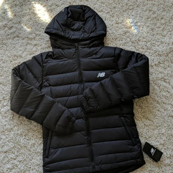 8b5dd476896ea New Balance Jackets & Coats | 500d Winter Jacket Small | Poshmark